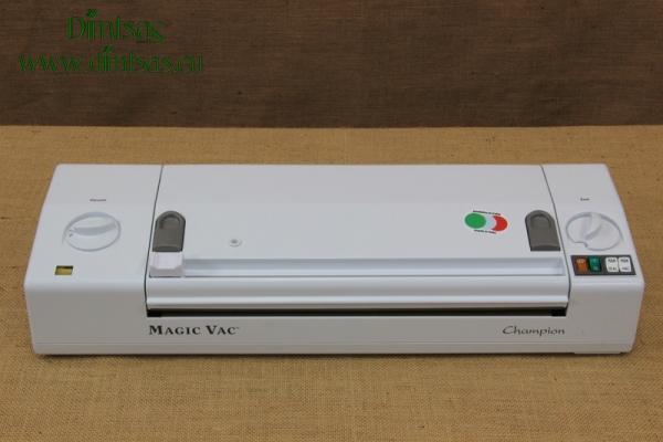 Μηχανή Συσκευασίας Κενού - Vacuum Champion