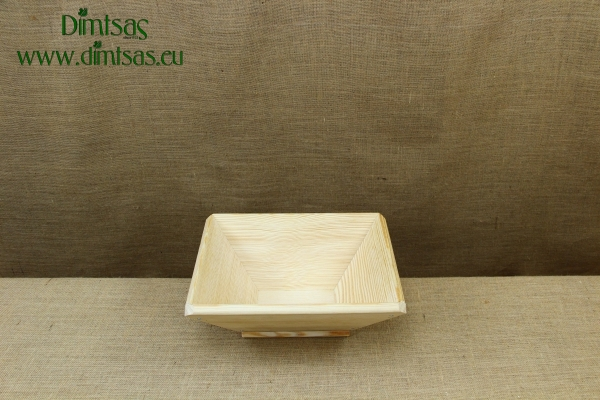 Wooden Dough Trough No40