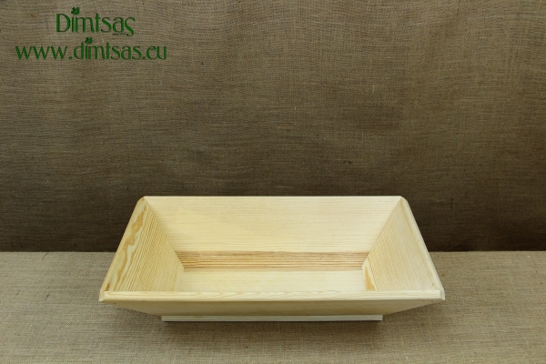 Wooden Dough Trough No65