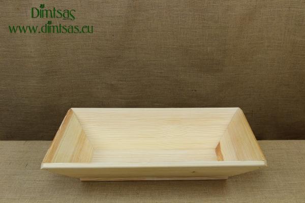 Wooden Dough Trough No100