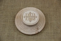 Wooden Stamp for Holy Bread 13 cm First Depiction