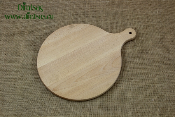 Wooden Cutting Board Round 30 cm