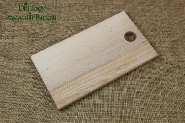Wooden Cutting Board Round 30 cm