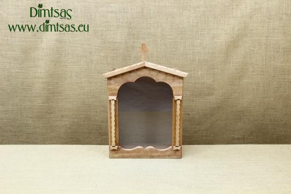 Big Corner Wooden Home Altar