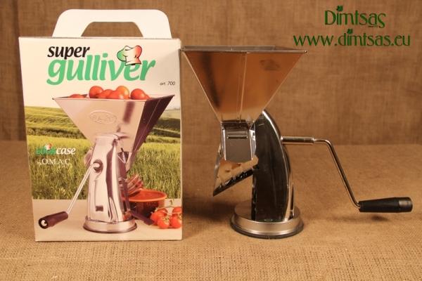 Μηχανή για Σάλτσα Ντομάτας Super Gulliver