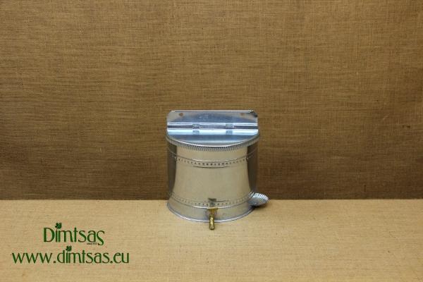 Vintage Galvanized Water Dispenser 3.5 liters