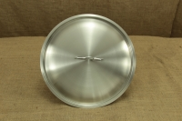 Stock Pot Stainless Steel 45x45 1.4 mm with Sandwich Bottom 75 lit Second Depiction