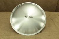 Stock Pot Stainless Steel 60x55 1.4 mm with Sandwich Bottom 150 lit Second Depiction