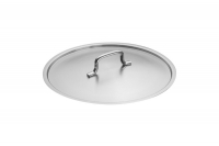 Stock Pot Stainless Steel 60x55 1.4 mm with Sandwich Bottom 150 lit Seventh Depiction