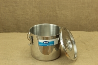 Food Carrying Container Stainless Steel 28x24 15 lit First Depiction