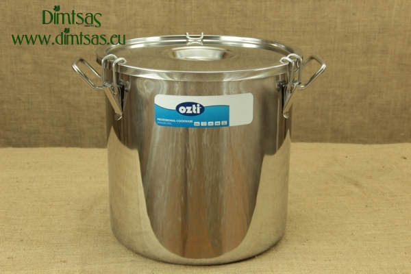 Food Carrying Container Stainless Steel 36x36 35 lit