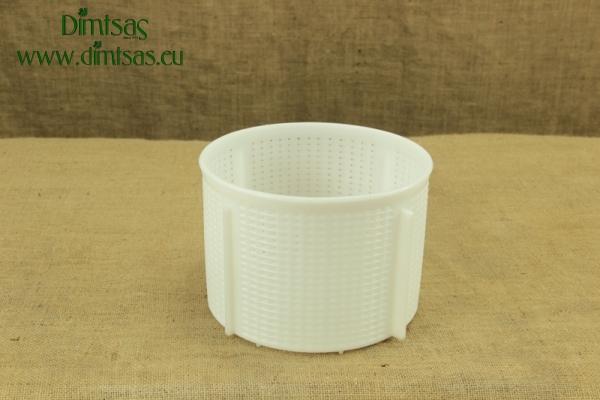 Καλούπι για Τυρί Πλαστικό  Στρόγγυλο Νο34-1