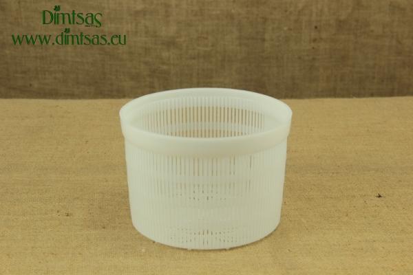 Καλούπι για Τυρί Πλαστικό  Στρόγγυλο Νο31