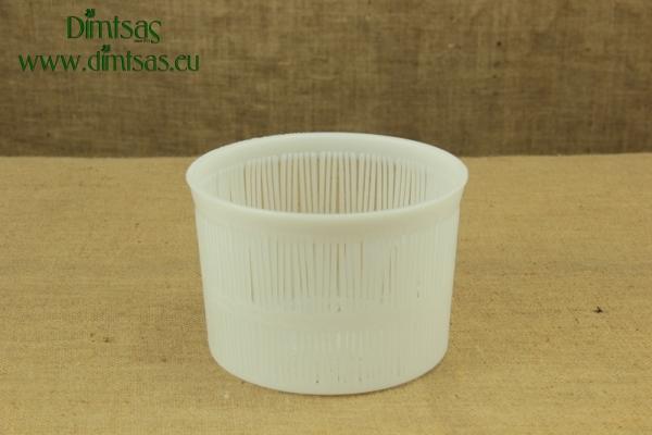Καλούπι για Τυρί Πλαστικό  Στρόγγυλο Νο32
