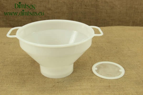 Strainer for Milk Plastic No28