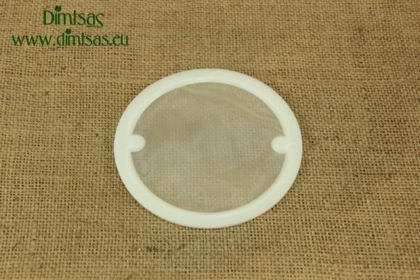 Σίτα πλαστική πυκνή για Γάλα Νο12.5