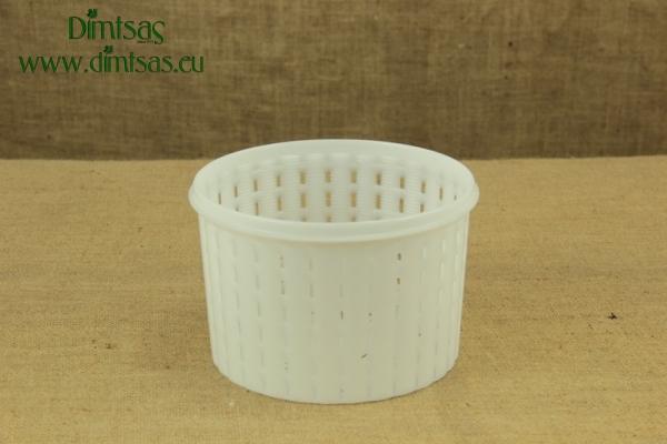 Καλούπι για Τυρί Πλαστικό  Στρόγγυλο Νο30