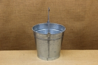 Iron Bucket Conical Galvanized No3 11 liters First Depiction