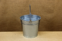 Iron Bucket Conical Galvanized No3 11 liters Second Depiction