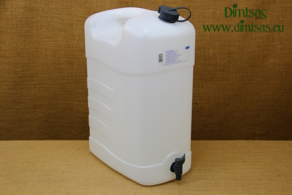 Jerrycan for Water Pressol 35 liters