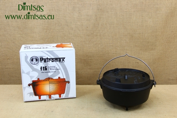 Cast Iron Dutch Oven Petromax 17.3L