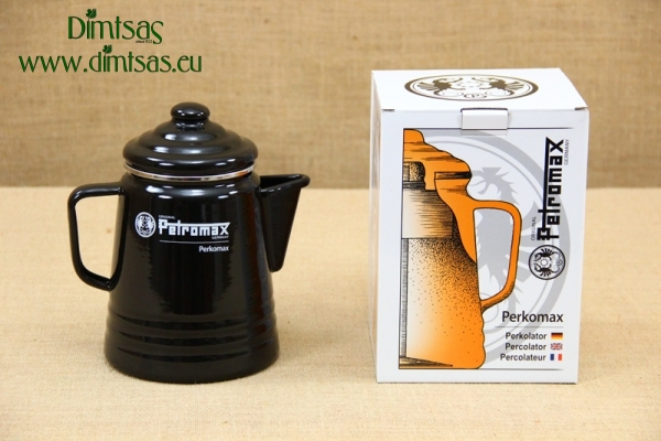 Mug Enamel Black 360 ml