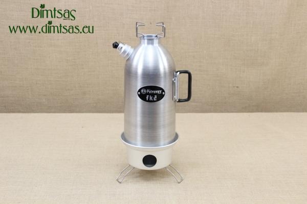 Kούπα Εμαγιέ Μαύρη 360 ml