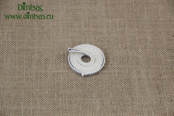 Πυρίμαχο Φιτίλι από Αραμίδιο Επίπεδο 25 χιλ. x 100 εκ.