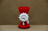 Plastic Cookie Maker, Meat Grinder & Pasta Inox Tenth Depiction