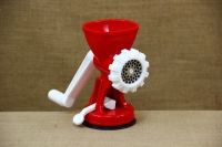 Plastic Cookie Maker, Meat Grinder & Pasta Inox Fourth Depiction