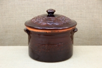 Clay Casserole 8 Liters Brown First Depiction