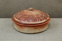 Clay Dutch Oven 10 Liters Beige First Depiction