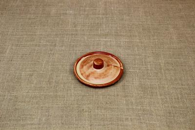 Πήλινη Γάστρα Μπομπέ 7.5 Λίτρων Μπεζ