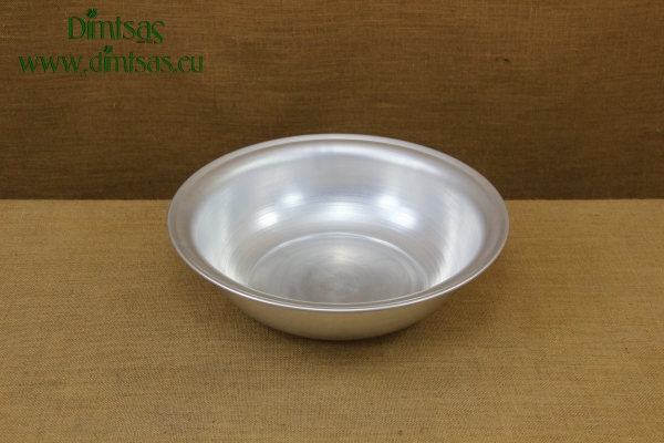 Aluminium Basin No40 8.5 liters