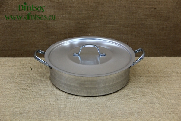 Aluminium Round Baking Pan No30 5.5 liters