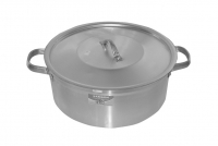 Aluminium Round Baking Pan No38 11.5 liters Twelfth Depiction