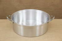 Aluminium Round Baking Pan No38 11.5 liters First Depiction