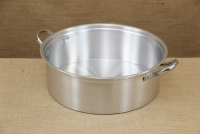 Aluminium Round Baking Pan No38 11.5 liters Second Depiction