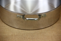 Aluminium Round Baking Pan No38 11.5 liters Fourth Depiction