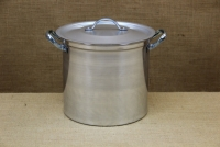 Aluminium Stockpot with Tap 9.5 liters Third Depiction