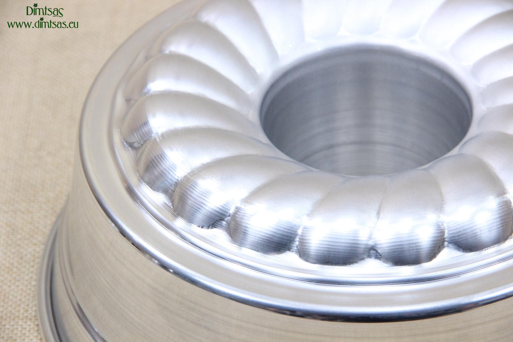 Aluminium Angel Food Cake Pan Round No28