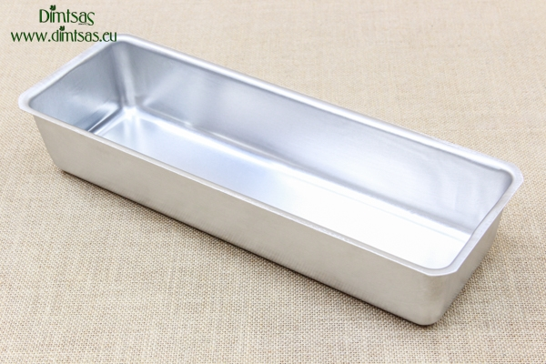 Aluminium Loaf Pan Rectangle No35