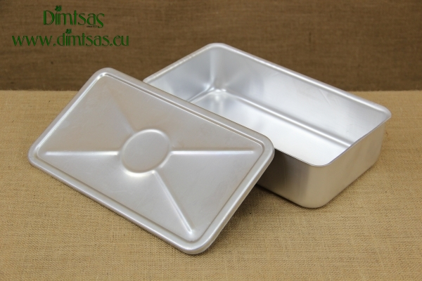 Ice Cream Container Aluminium No2