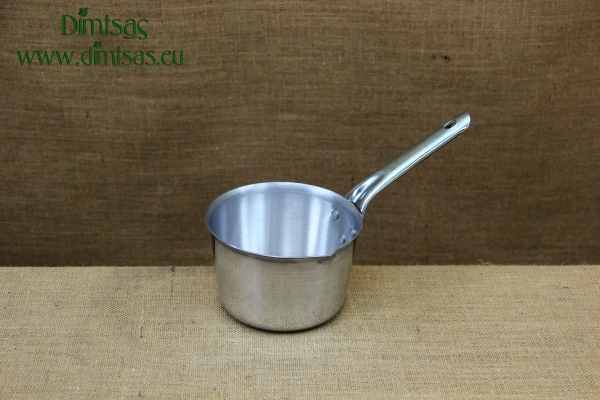 Sauce Pan Aluminium with Long Handle Straight No20