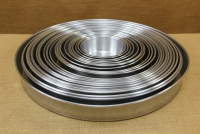 Aluminium Round Baking Sheet No18 Fifth Depiction