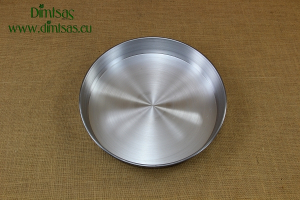 Aluminium Round Baking Sheet No40