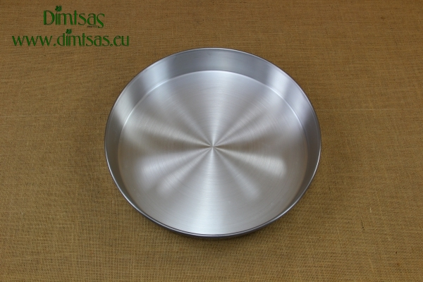Aluminium Round Baking Sheet No54
