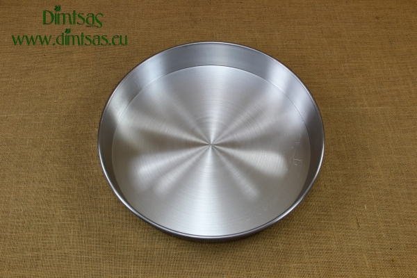 Aluminium Round Baking Sheet No44
