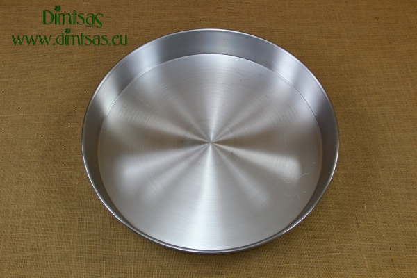 Aluminium Round Baking Sheet No50