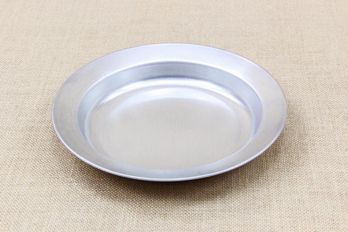 Aluminium Food Plate